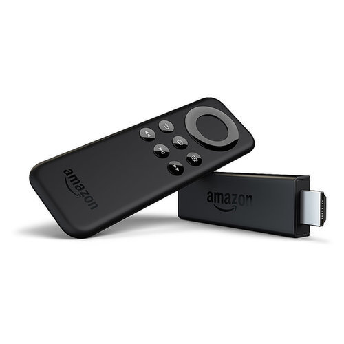 Amazon's new Fire TV stick ($40) is a video-streaming device with over 200,000 TV episodes and movies available for streaming from Netflix, Amazon Instant Video, Hulu Plus, and much more — perfect for the pop-culture-obsessed dad.