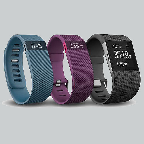 Fitbit Charge Details