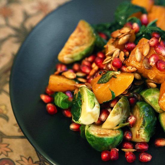 Fall Mason Jar Salad Recipe