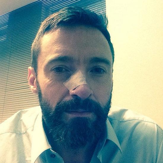Hugh Jackman Has Third Skin Cancer Treatment