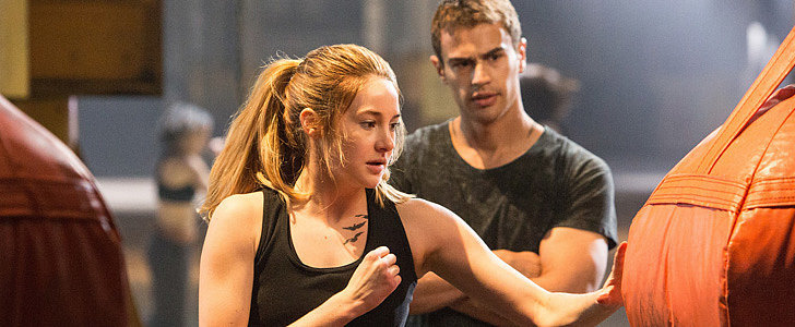 The Next Divergent Movie, Insurgent, Will Be Released in 3D!
