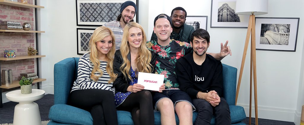 Pentatonix Lifts the Lid on Life on the Pitch Perfect 2 Set
