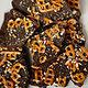 Chocolate Pretzel Beer Toffee