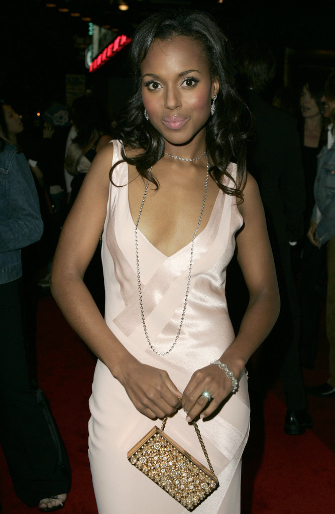 Kerry Washington — 2004