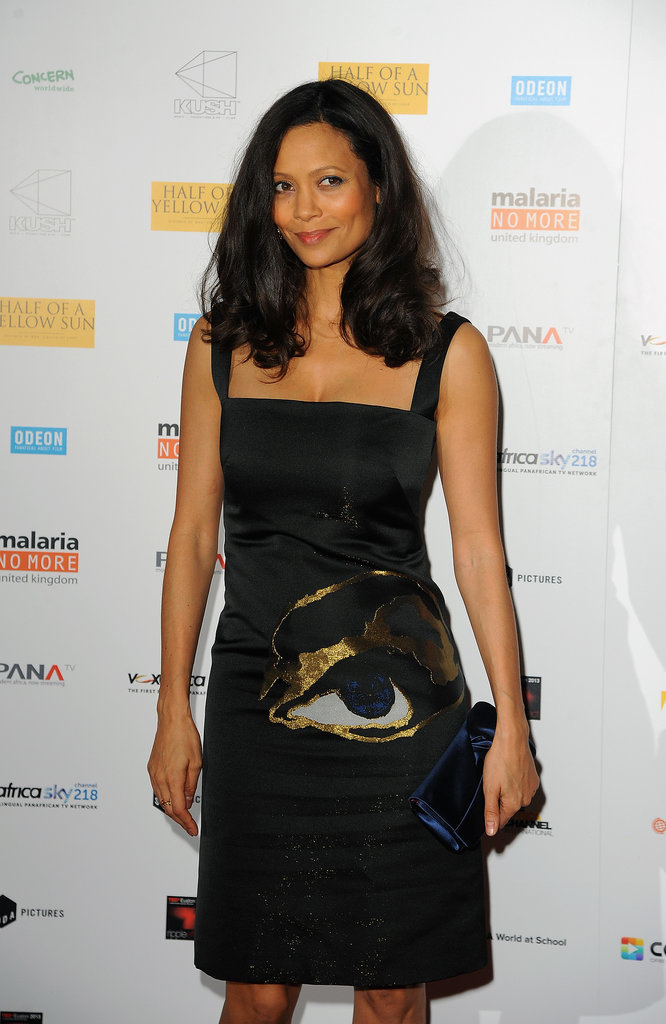 Thandie Newton — 2014