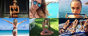 The Celebrity Guide to a Sexy Summer — on Instagram!