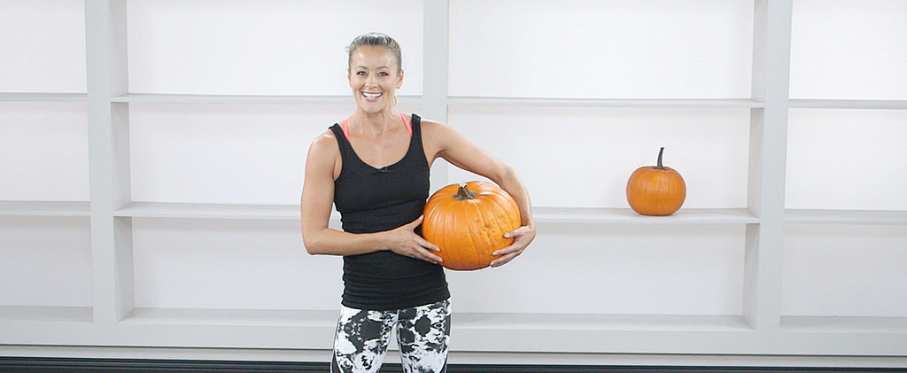 Halloween Pumpkin Workout