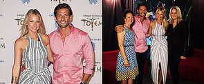 Tim and Anna Hit Back at Split Rumours and Enjoy a Night at the Circus