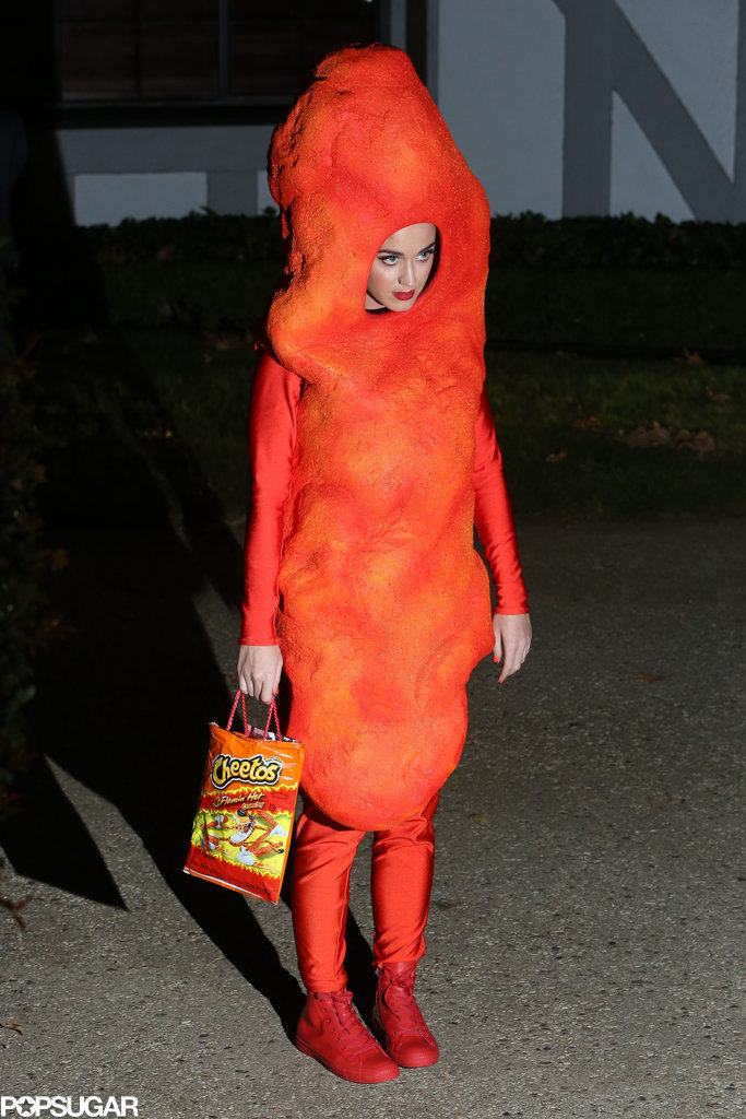Find and save ideas about Katy perry costume on Pinterest. | See more ideas about Katy perry outfits, Katy perry halloween and Katy perry dress. - Katy Perry dressed up as a flaming hot Cheetos for Halloween. This picture of Katy Perry dressed as a Cheeto is the greatest thing I've ever seen. I've been laughing for 5 min.