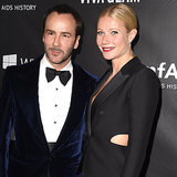 Celebrities at 2014 amfAR Inspiration Gala in LA