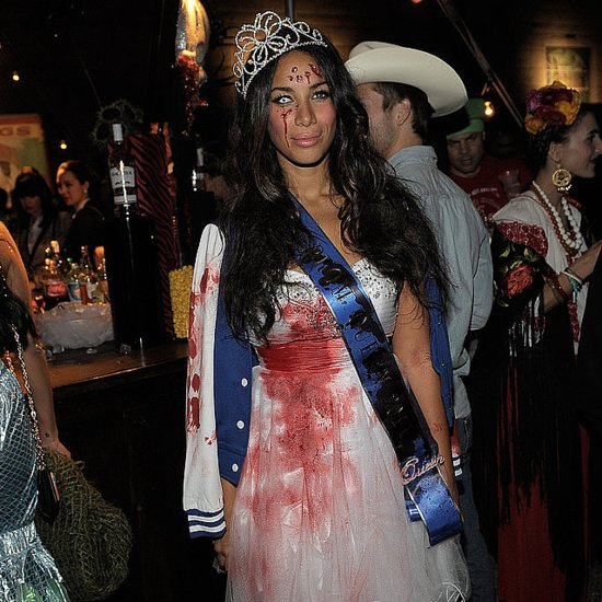 Crazy Celebrity Halloween Costumes | Pictures