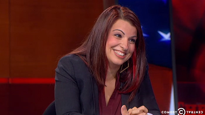 GamerGate Is Attacks on Women, Says Anita Sarkeesian