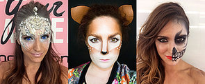 Take a Look at These Incredible Makeup-Only Halloween Costumes
