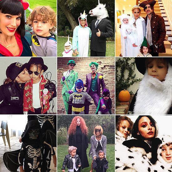 Celebrity Family Halloween Costumes | POPSUGAR Celebrity