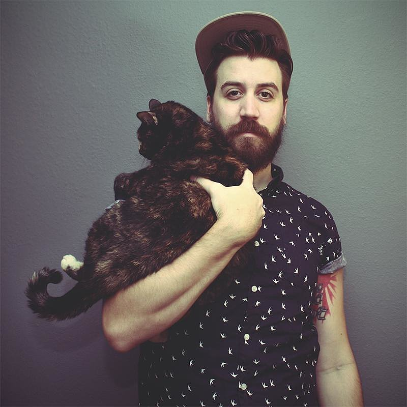 animal loving beard 12 beards you 39 ll wish your boyfriend had popsugar beauty. Black Bedroom Furniture Sets. Home Design Ideas