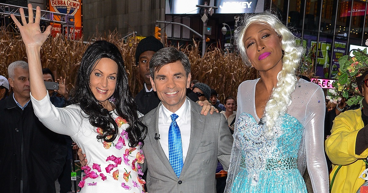 Good Morning America Halloween Costumes Good Morning America Halloween