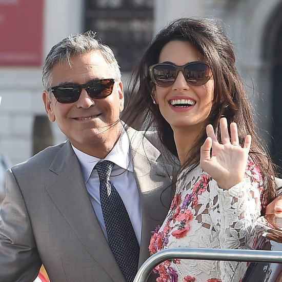 Celebrities Dressed as Amal Alamuddin For Halloween | Photos