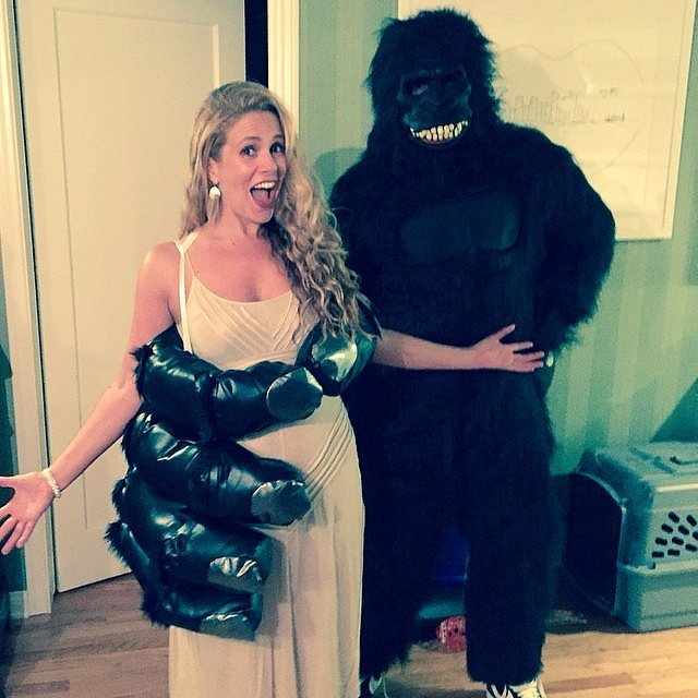 CaCee Cobb and Donald Faison were a very convincing King Kong and Ann Darrow in 2014.