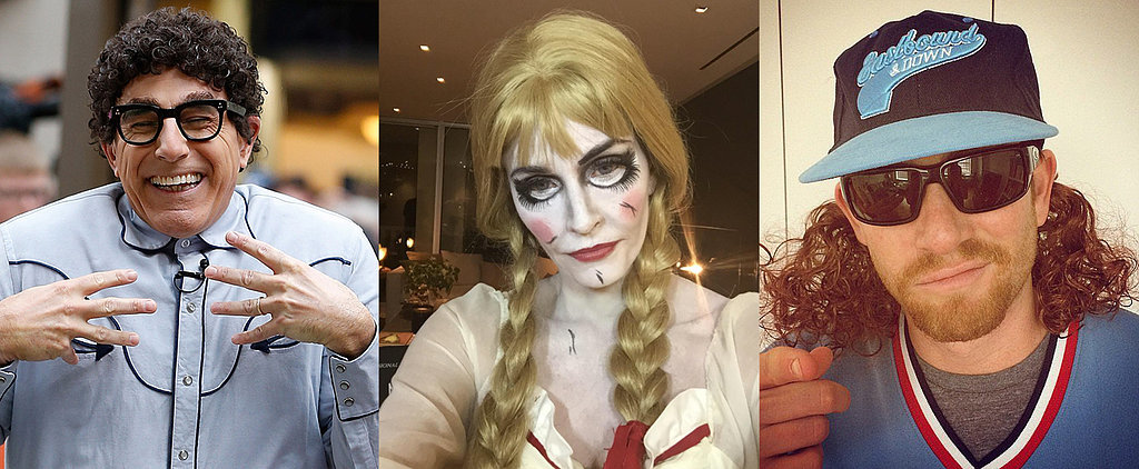 These Stars Had the Best Pop Culture Halloween Costumes This Year
