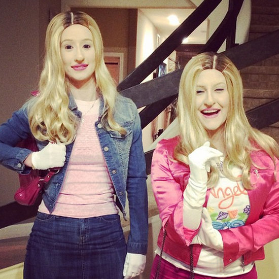 Iggy Azalea White Chicks Halloween Costume 2014