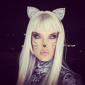 Celebrity Halloween Instagram Pictures 2014