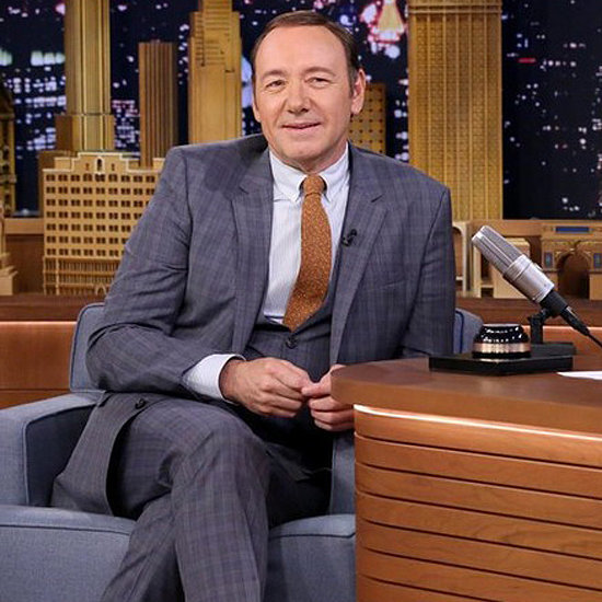Kevin Spacey's Celebrity Impressions Are Out-of-Control Amazing