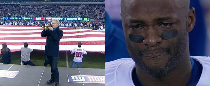 This Trumpet Player's Performance of the National Anthem Moved People to Tears