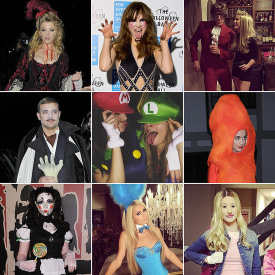 Look Back at Last Year's Best Celebrity Halloween Costumes!