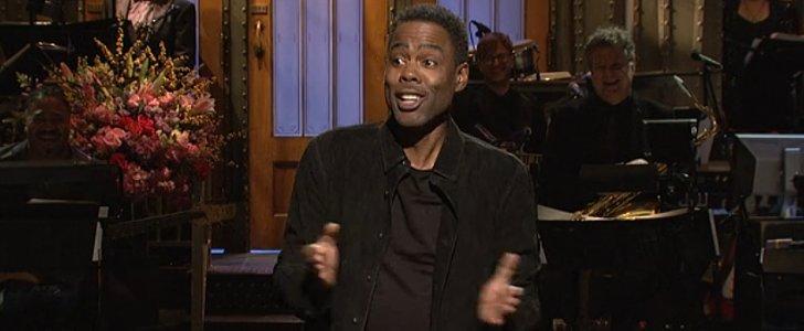 Chris Rock's SNL Monologue Is Making People Very Upset