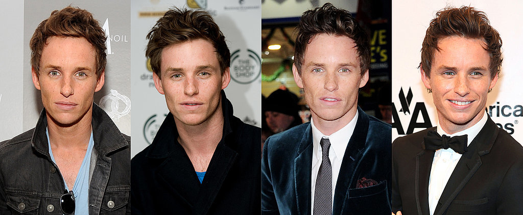 35 Times Eddie Redmayne Was Really, Ridiculously Good-Looking