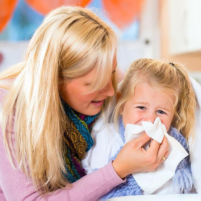 Baby Ear Infection Symptoms | POPSUGAR Moms