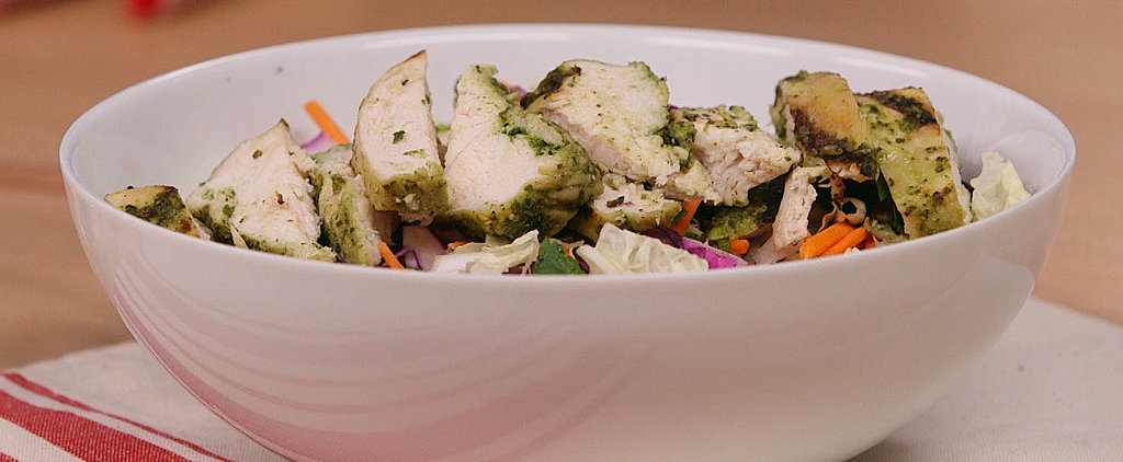 An Easy Recipe Hack For Your Favorite Trader Joe's Salad