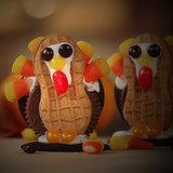 Thanksgiving Turkey Cookies   Video