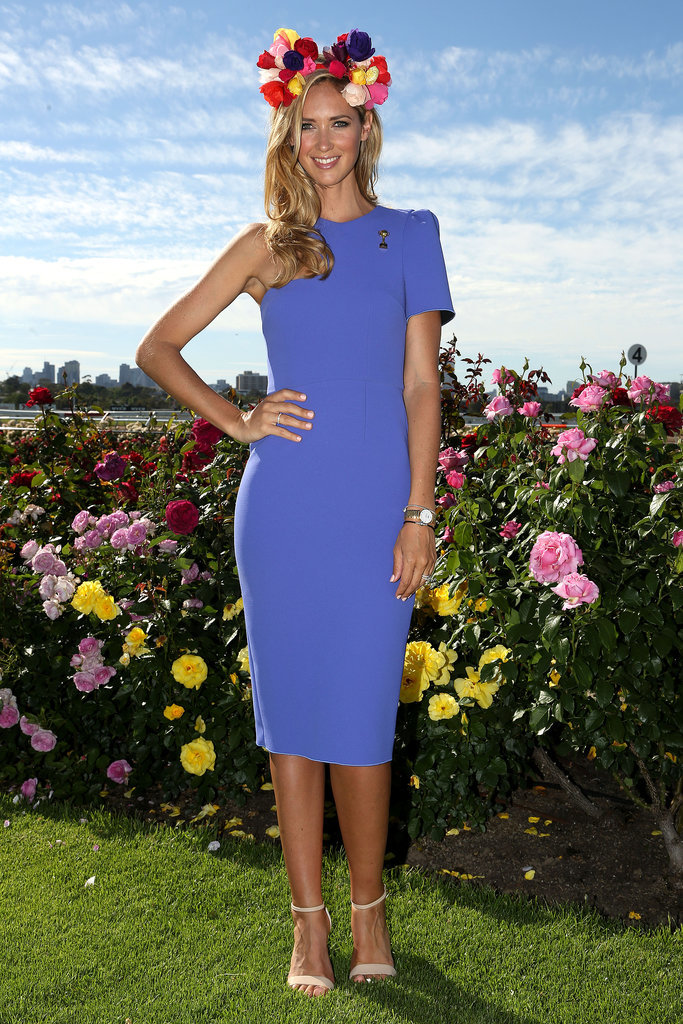 Melbourne Cup Birdcage - Getting into the Birdcage and ...