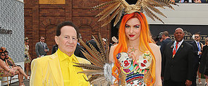 You Have to See Gabi Grecko's Melbourne Cup Outfit, Just Because