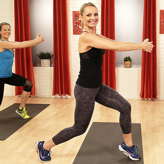 10-Minute Lower-Body Barre Workout