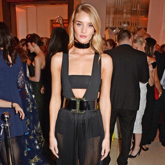 Harper's Bazaar Women of the Year 2014 Best Dressed