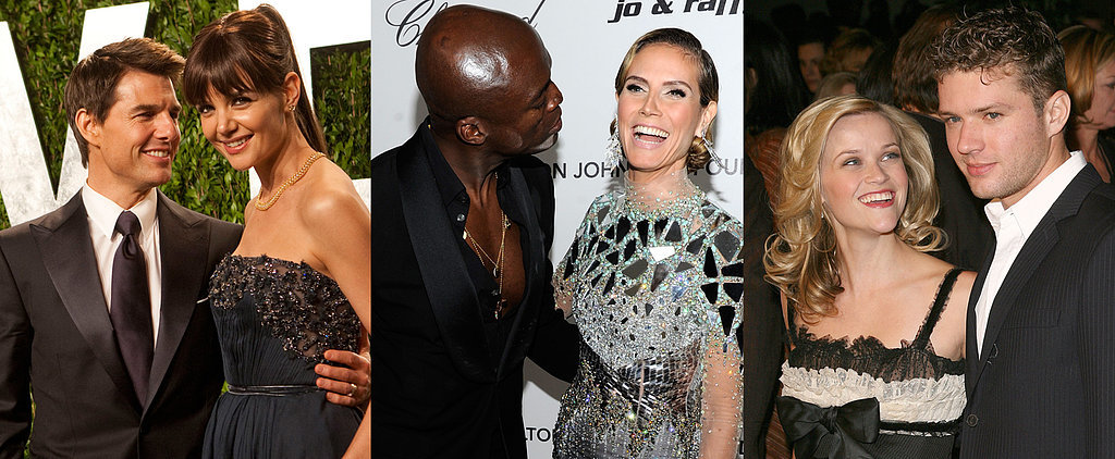 Celebrity Splits You Didn't See Coming