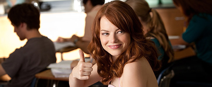 This Is Why Emma Stone Is Queen of the GIFs