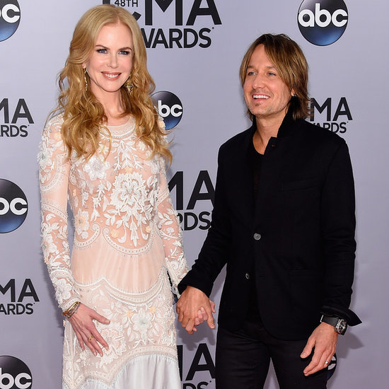 Celebrities at the 2014 CMA Awards Red Carpet Pictures