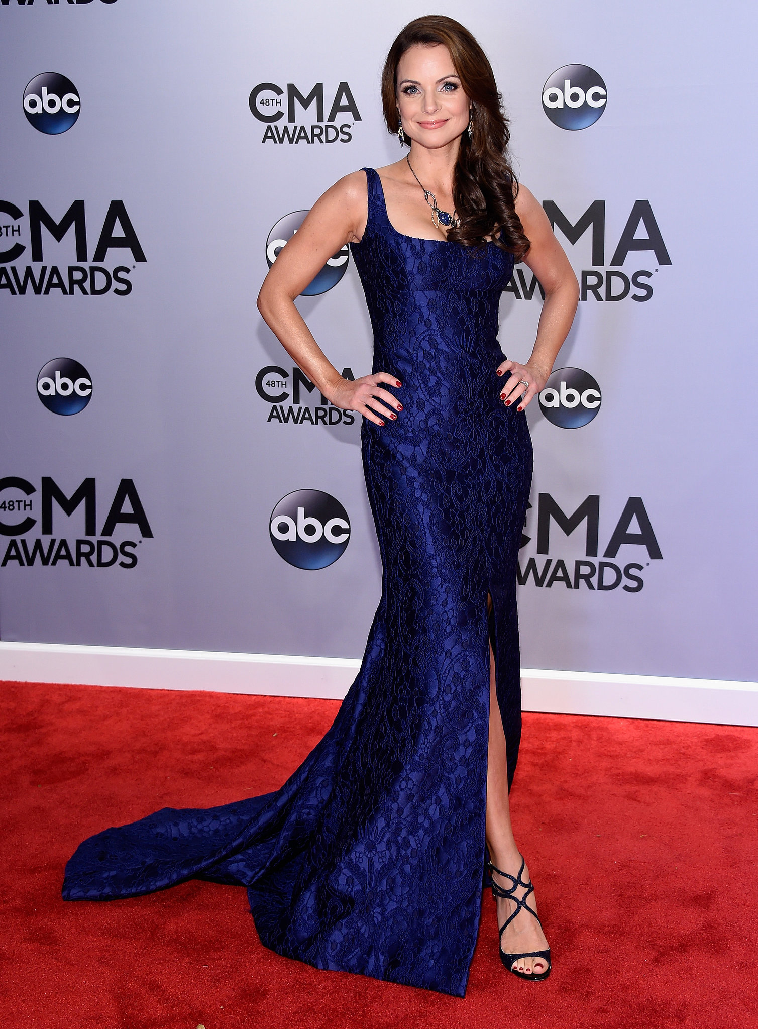 Kimberly Williams-Paisley | Country Goes Glam! See All the Stars on ...