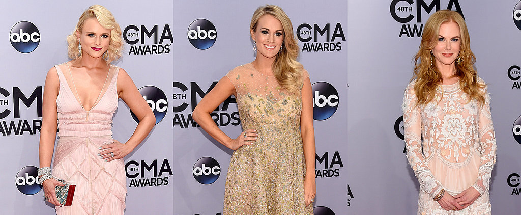 You've Got to See All the Glamour That Happened at the CMA Awards