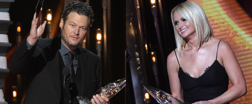 Blake Shelton and Miranda Lambert Bring Down-Home Hotness to the CMAs