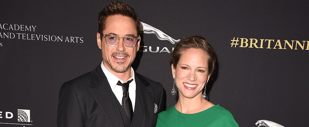 Robert Downey Jr. and Wife Susan Welcome Daughter Avri!