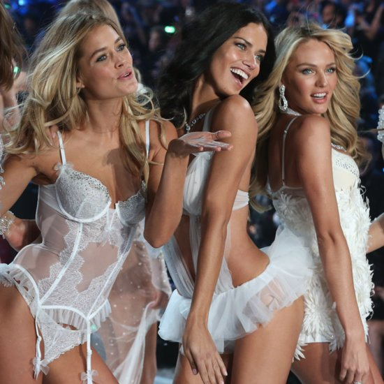 Victoria's Secret Fashion Show 2014 Models and Angels