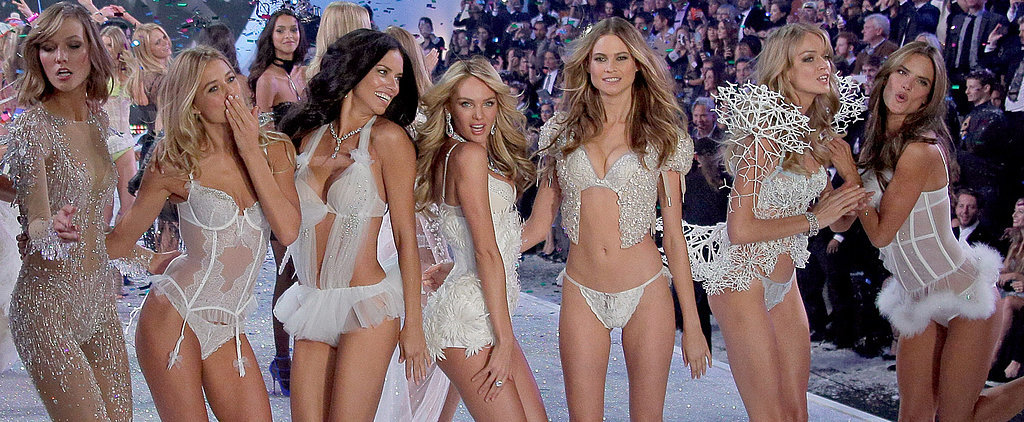 December's Victoria's Secret Runway Is Going to Look Just Like This