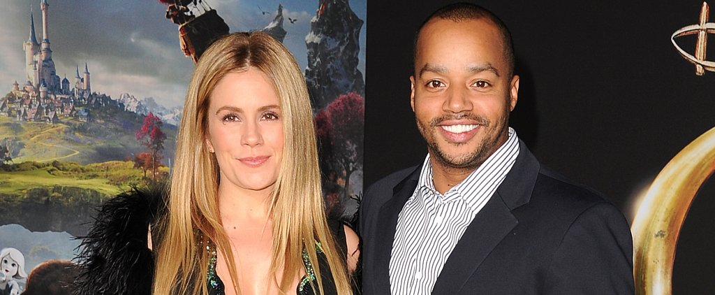 CaCee Cobb and Donald Faison Are Expecting a Baby Girl!
