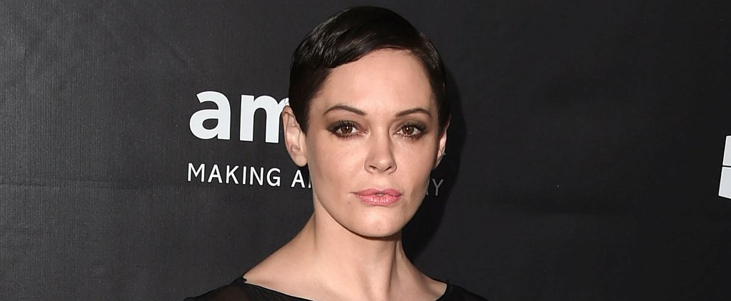 Rose McGowan Responds to Criticism For Calling Gay Men Misogynistic
