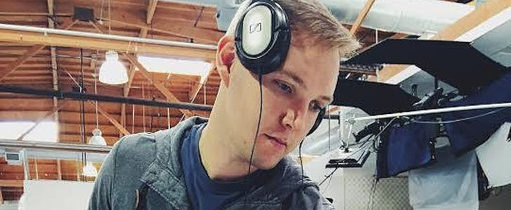 Forget #AlexFromTarget — #BrendanFromPOPSUGAR Is Your New Heartthrob