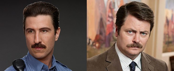 You Wouldn't Even Recognize Some of These TV Characters Without Their Mustaches